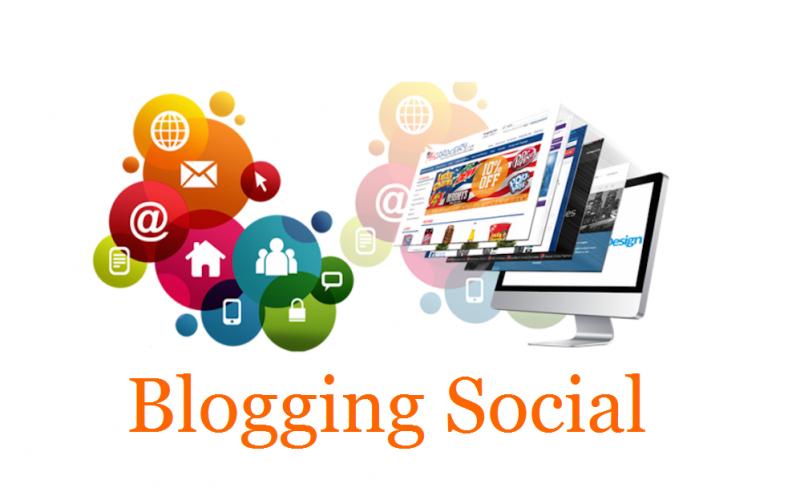 Blogging social