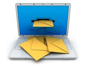 Correos electrónicos de confirmación