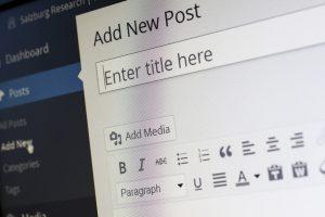 blogging (haj