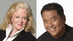 Robert Kiyosaki y Sharon Lechter
