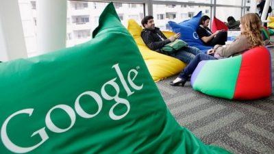 Ejemplos de trabajo en equipo Google