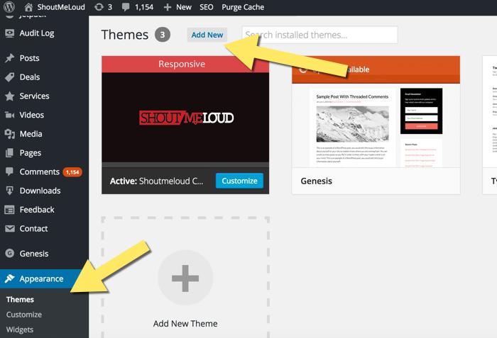 Cómo subir e instalar el tema de WordPress - La guía amigable para ...