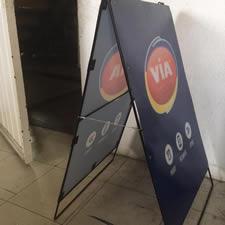 display publicitario