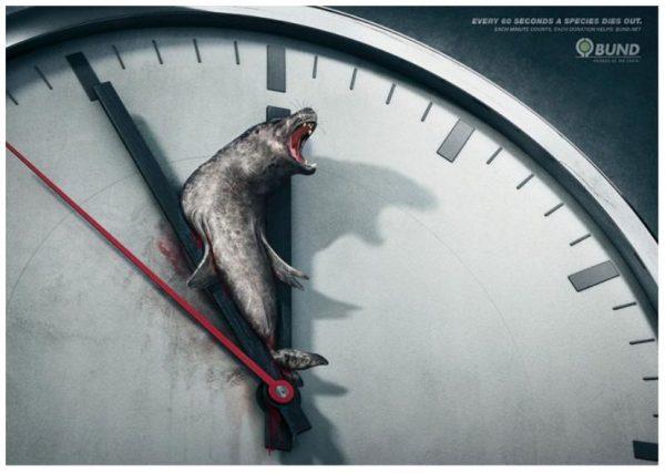 ejemplo del uso del miedo en un anuncio publicitario