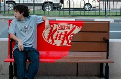 ejemplo de publicidad exterior