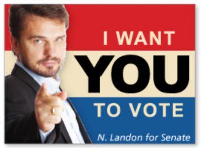 ejemplos de anuncios publicitarios políticos