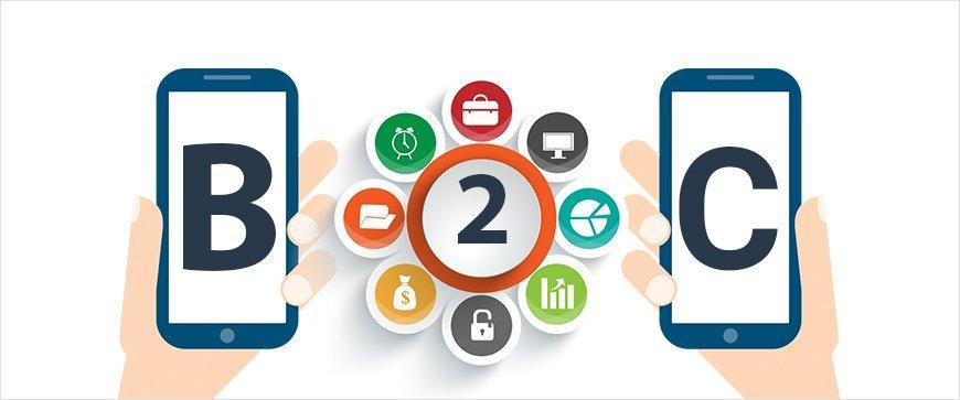 """Guía sobre el Marketing B2C """"de empresa al consumidor"""""""