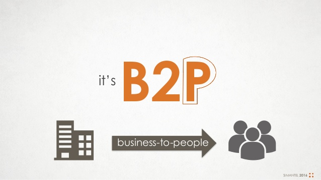 marketing b2p