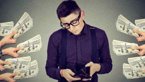 13 actitudes que se deben evitar para hacerse rico