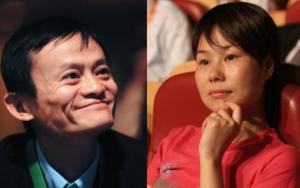 Zhang Ying esposa de Jack Ma