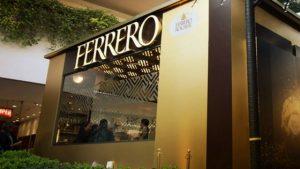 Feerrero PopUp marketing promocional 2