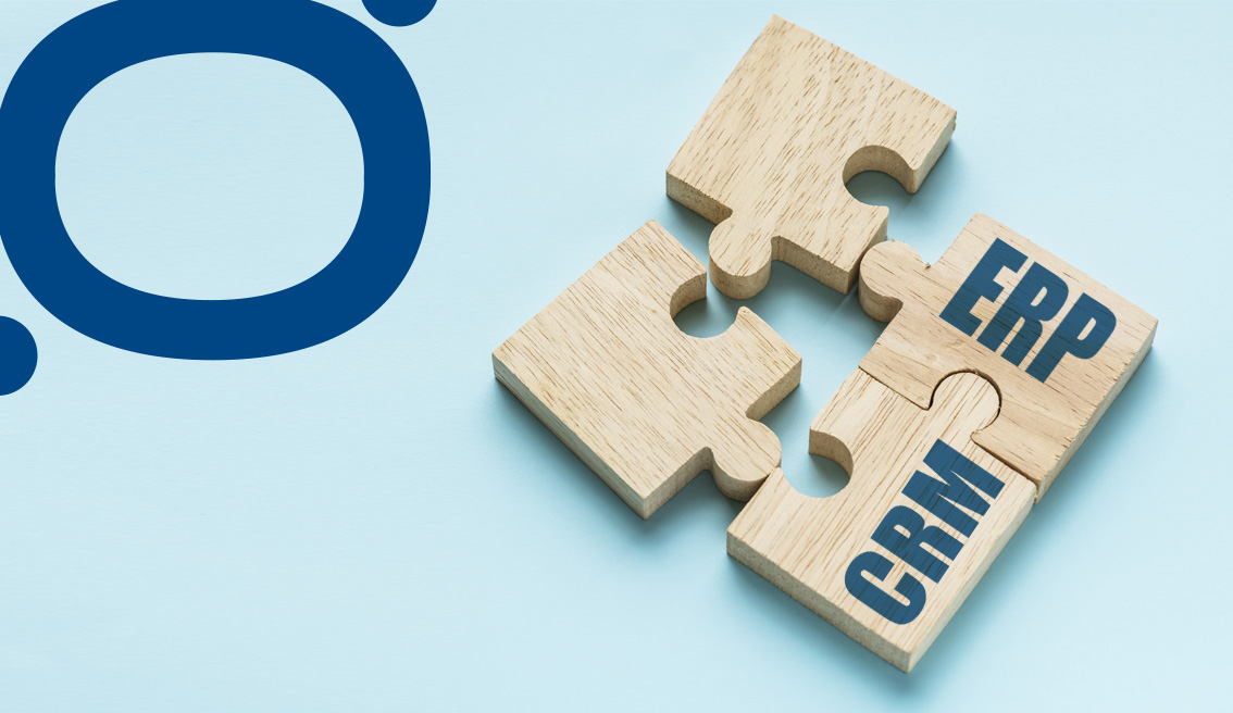 Tecnología ERP y CRM