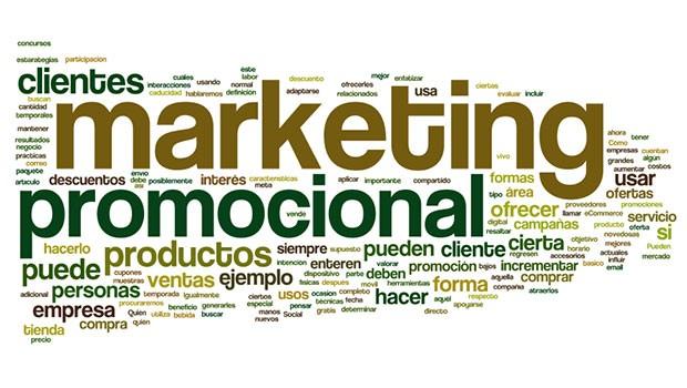prepara marketing promocional