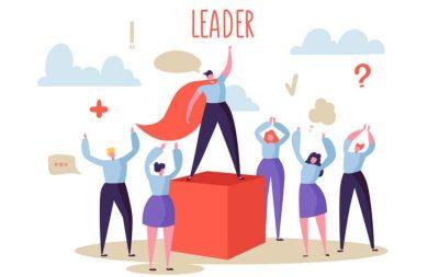 Conviértete en el líder empresarial más brillante