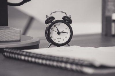 usa sabiamente el tiempo