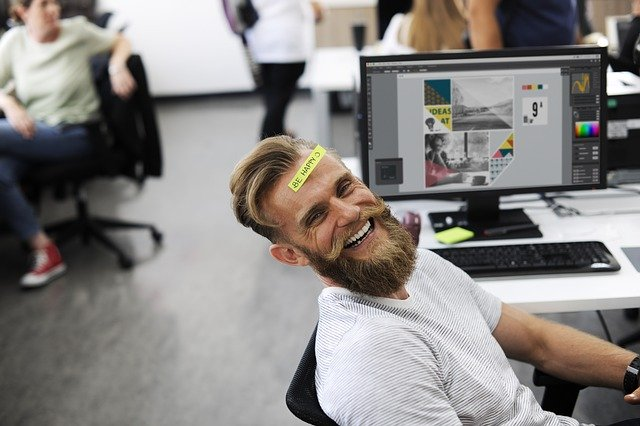 Te ayudan a sentirte mas feliz con el trabajo