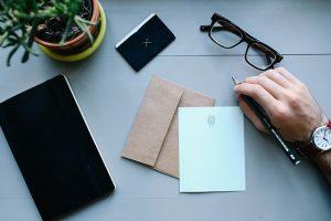 como redactar una carta informal