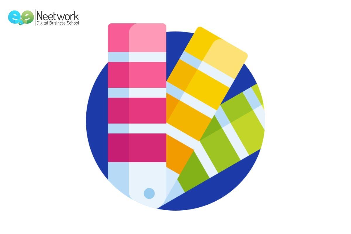 Consejos para crear una paleta de colores para tu marca