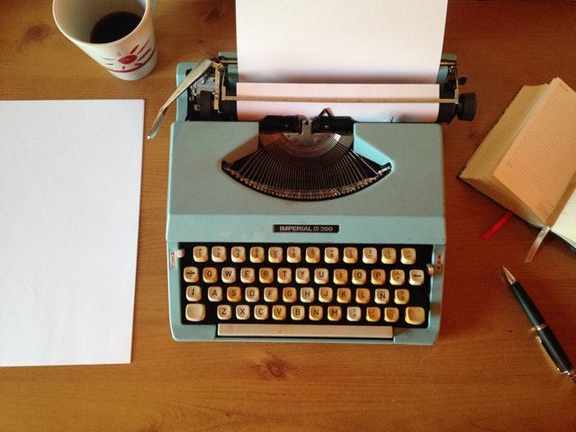 materiales de escritura